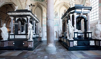 Kongelige gravsteder i Roskilde Domkirke