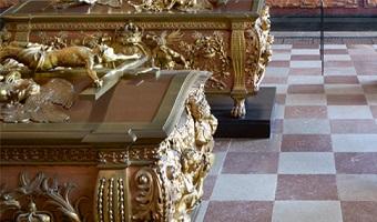 Roskilde Domkirkes kisters smukke prydelse