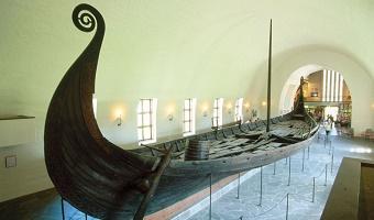 Besøg vikingeskibsmuseet under godsophold