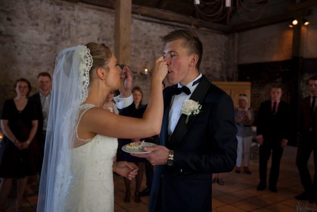 Traditioner for bryllupskagen
