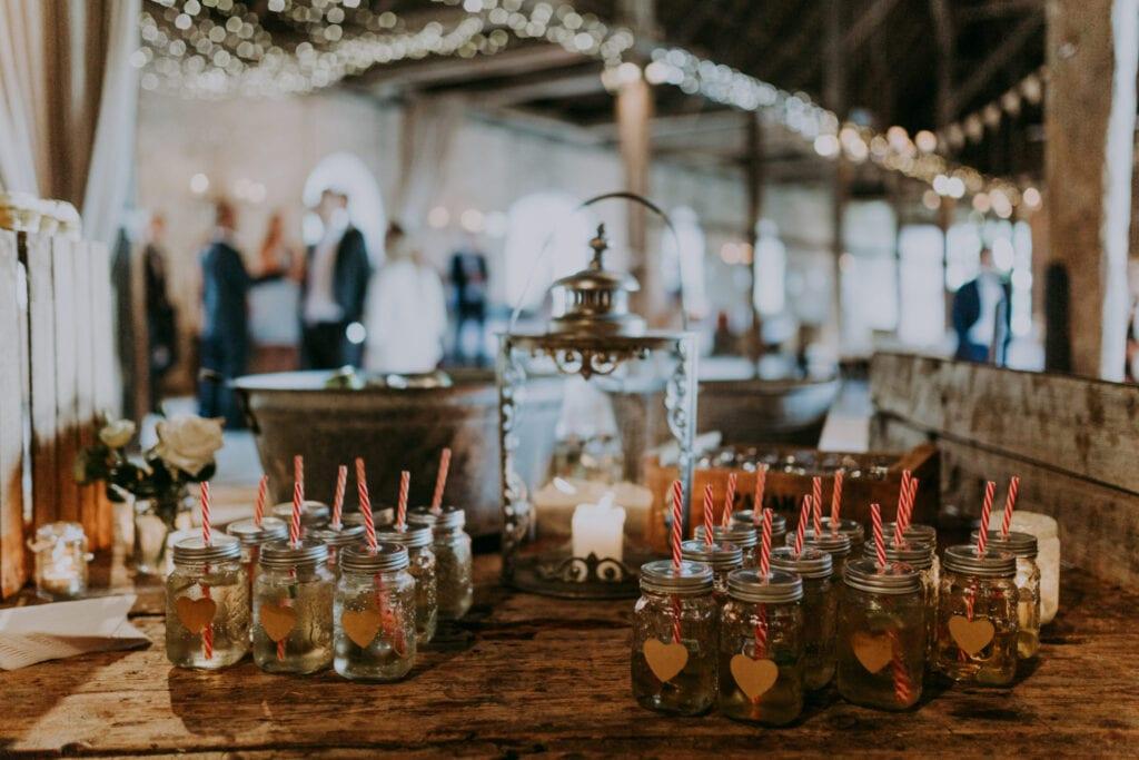 Sommerdrink bryllup