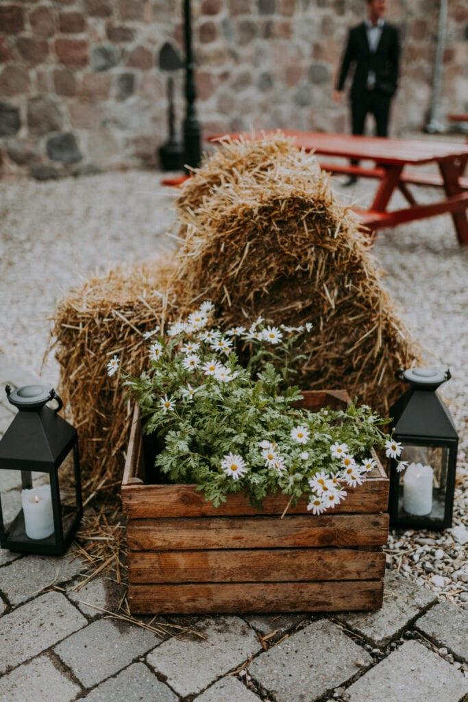 Dekoration bryllup