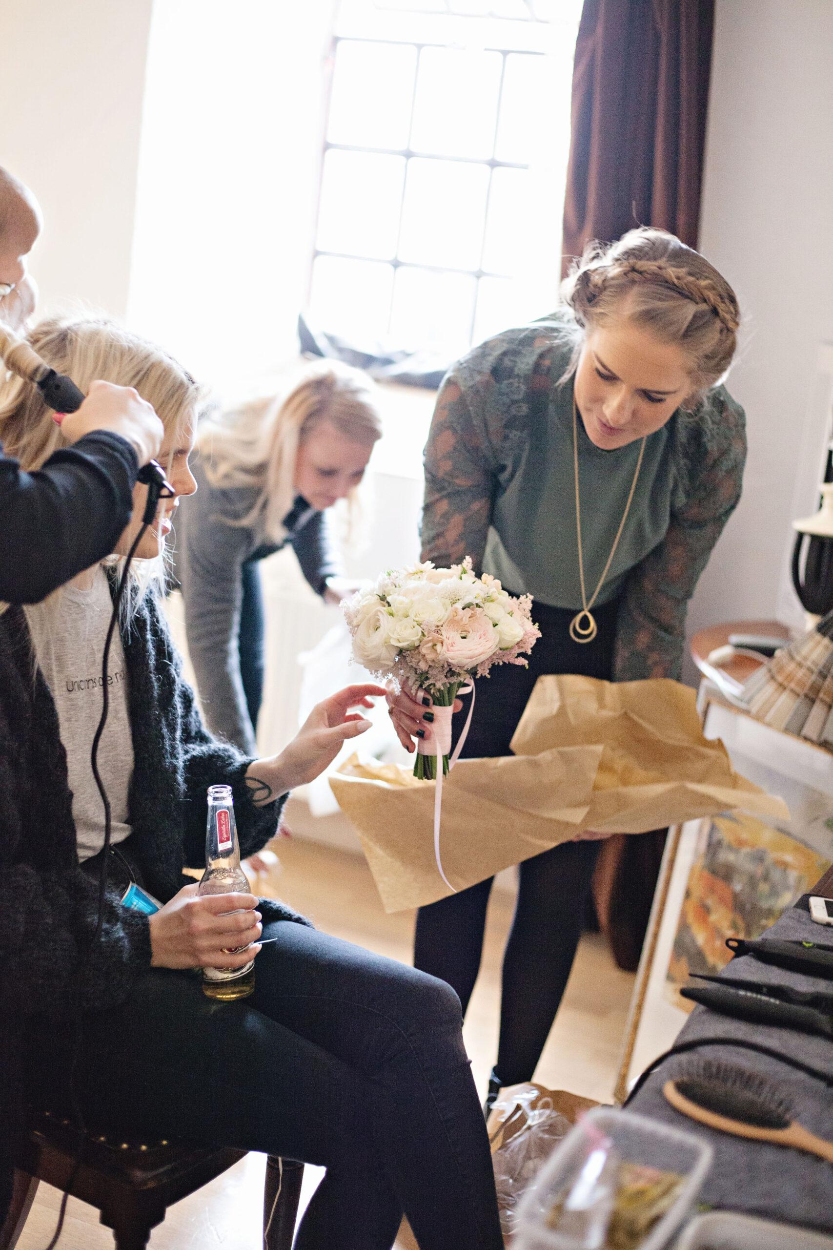 Bryllupsarrangør Maria Lyng