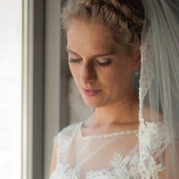 Maria Lyng bryllupsarrangør til eget bryllup