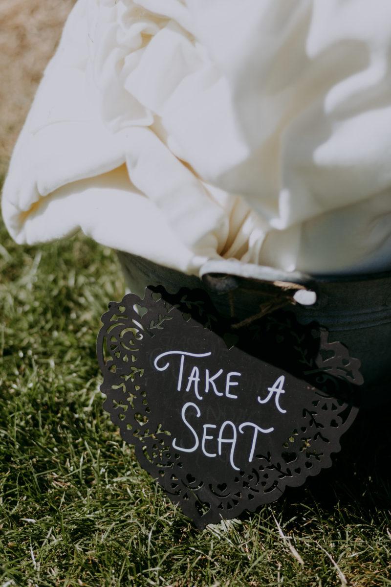 Picnictæpper til bryllup