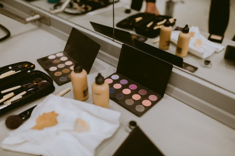 Makeup inden bryllup