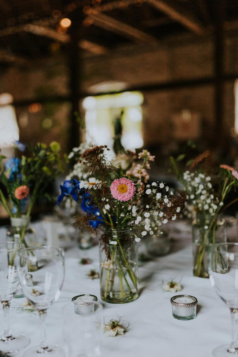 Markblomster til bryllup