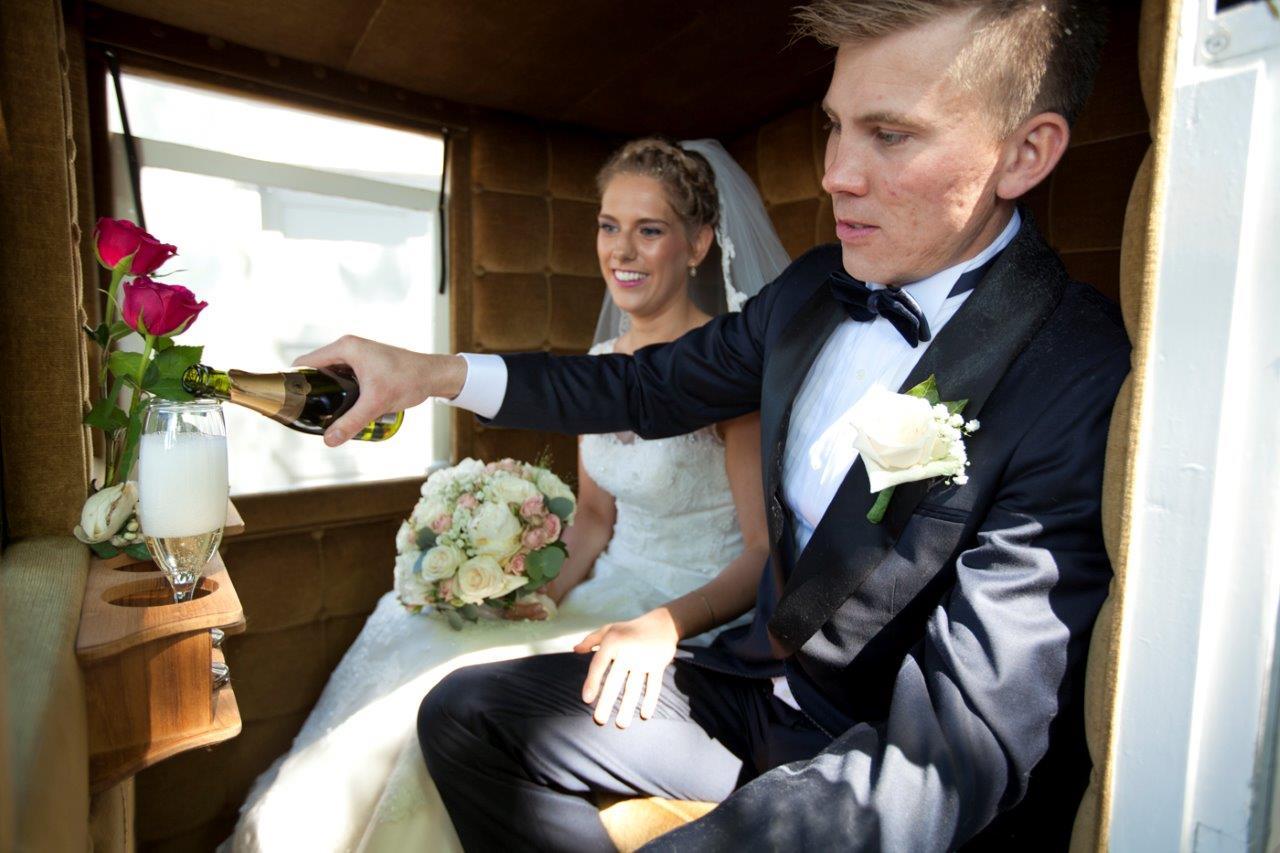 Karet til bryllup