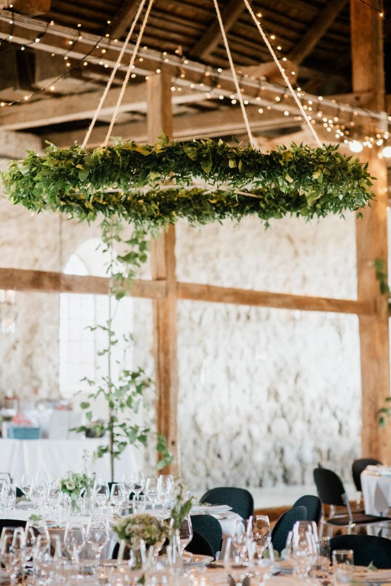 bryllupsdekoration