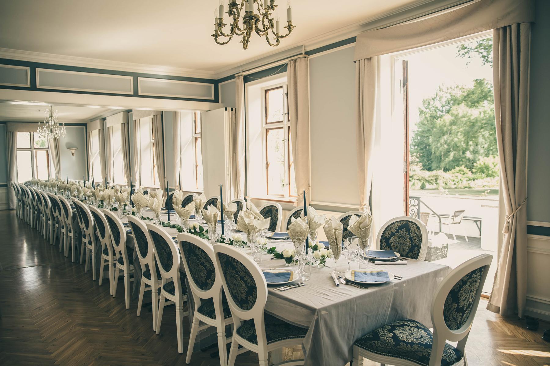 Festlokale til bryllup