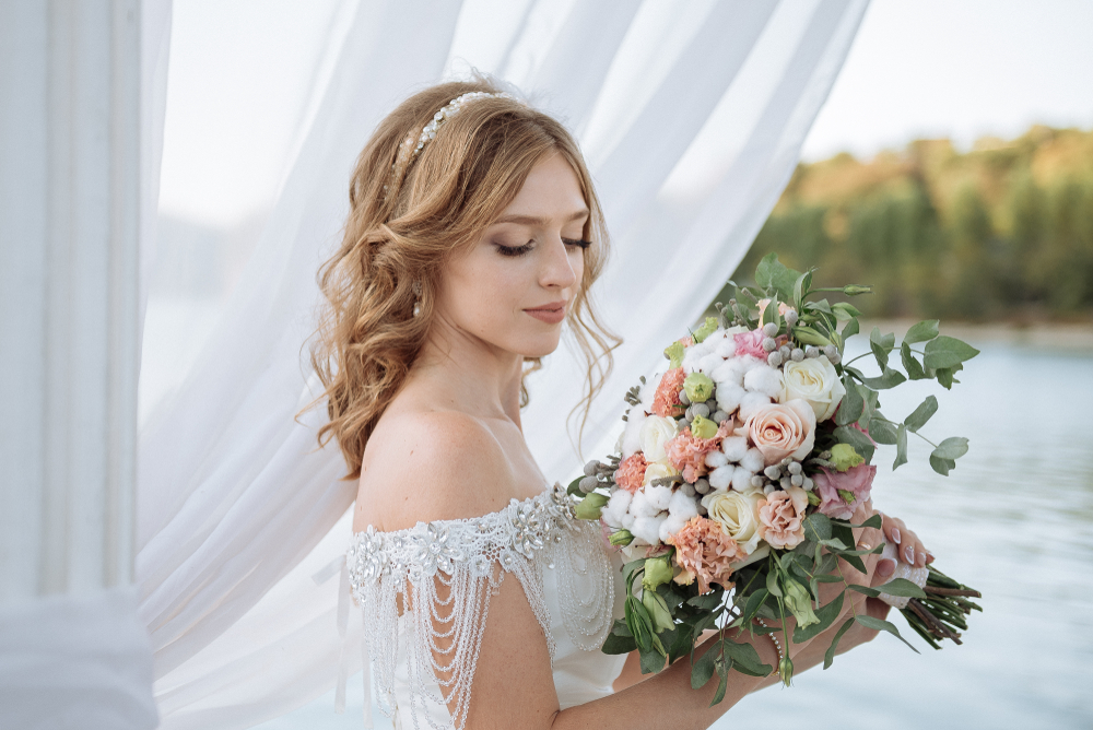 Hår og makeup til bryllup
