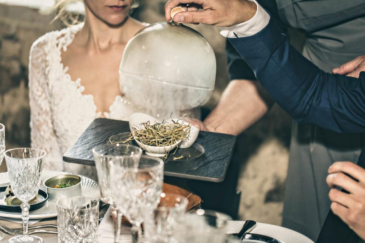 Bryllupsmiddag