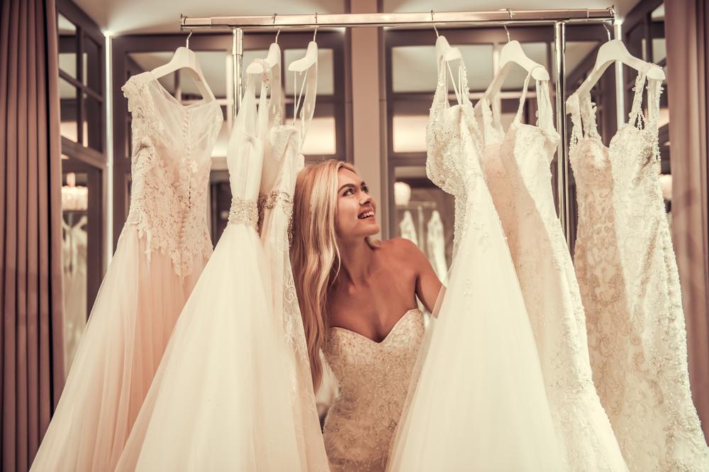 Valg af brudekjole