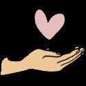 En hjælpende hånd og personlig kontakt