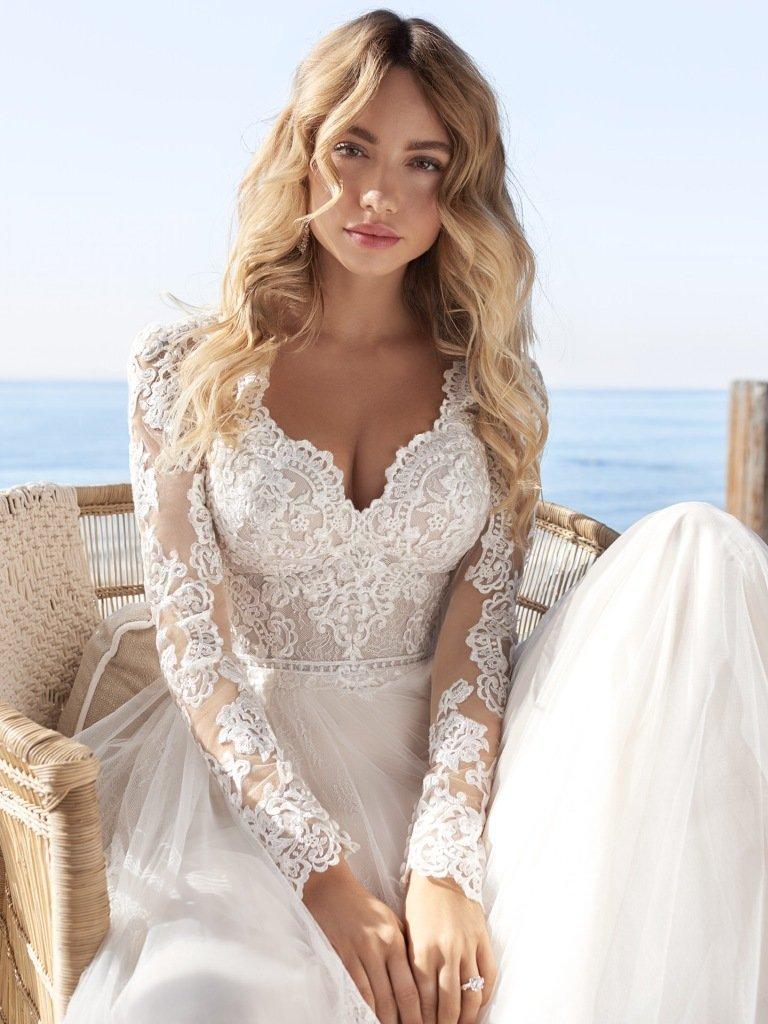 Panayotis brudekjole