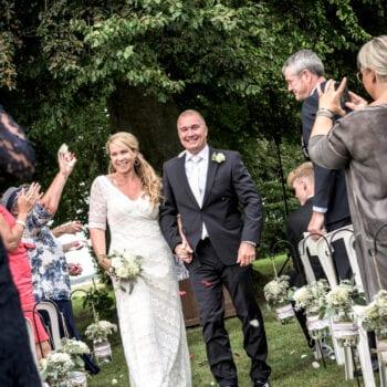 Gitte & Steen bryllup